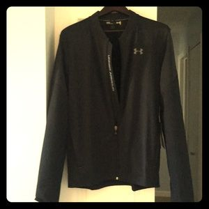 Mens UA fitted jacket